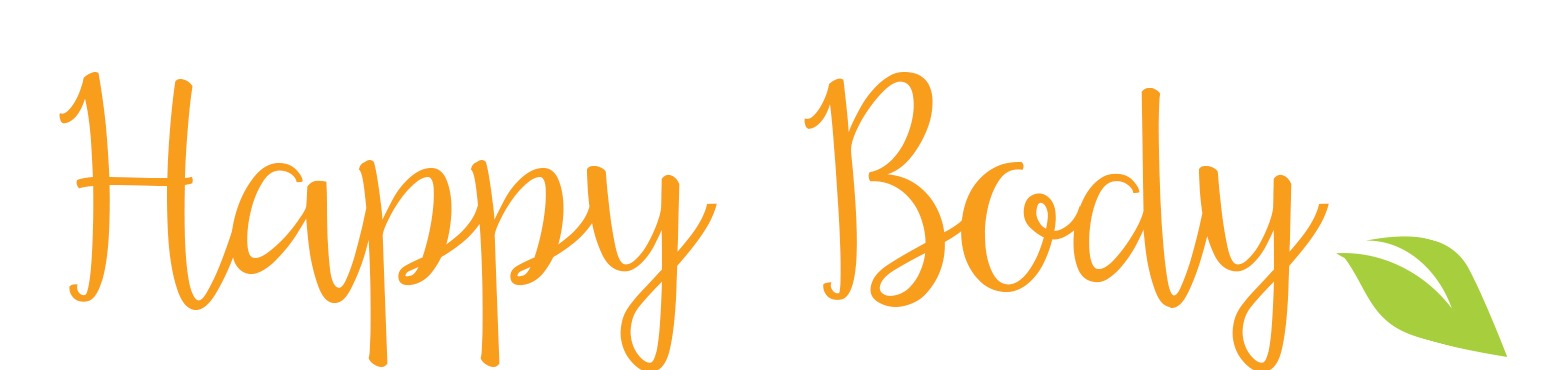 Happy Body Letterhead Logo no bottom text