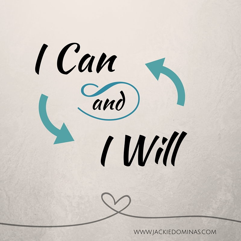 I can and I will FB