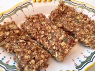 Granola Bars Homemade