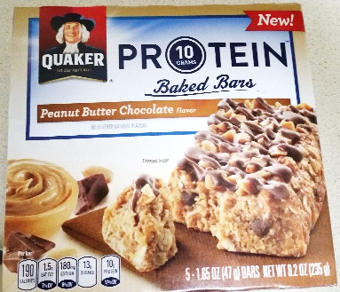 quaker oat bar